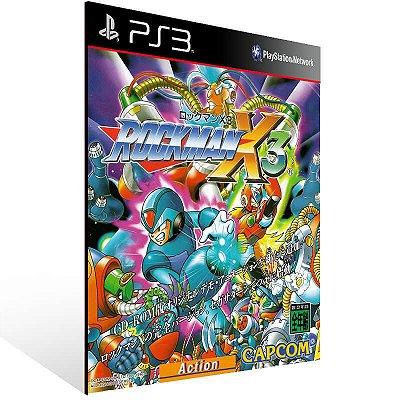 Mega Man 3 (Psone Classic) - Ps3 Psn Mídia Digital