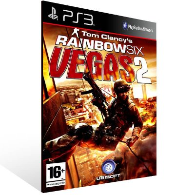 Tom Clancys Rainbow Six Vegas 2 - Ps3 Psn Mídia Digital