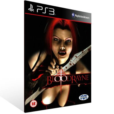 Bloodrayne (Ps2 Classic) - Ps3 Psn Mídia Digital