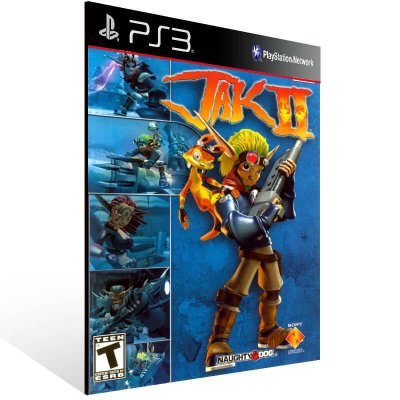 Jak 2 - Ps3 Psn Mídia Digital