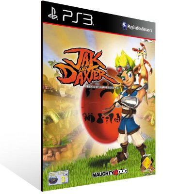 Jak And Daxter The Precursor Legacy - Ps3 Psn Mídia Digital