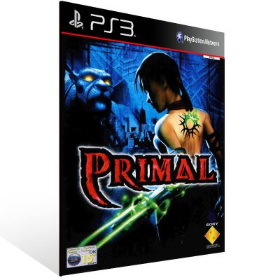 Primal (Ps2 Classic) - Ps3 Psn Mídia Digital