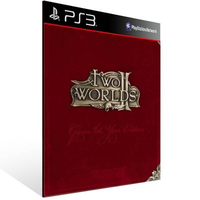 Two Worlds 2 Velvet Game Of The Year Edition - Ps3 Psn Mídia Digital