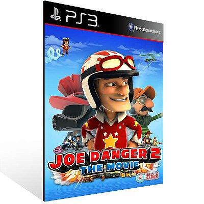 Joe Danger 2 The Movie - Ps3 Psn Mídia Digital