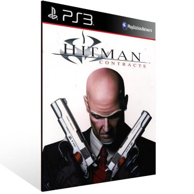 Hitman Contracts HD - Ps3 Psn Mídia Digital