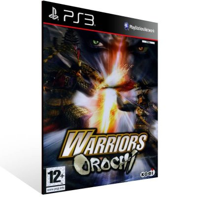 Warriors Orochi - Ps3 Psn Mídia Digital