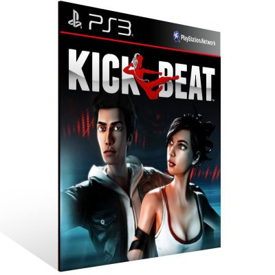 Kickbeat - Ps3 Psn Mídia Digital