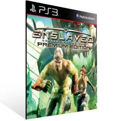 Enslaved Odyssey To The West Premium Edition - Ps3 Psn Mídia Digital