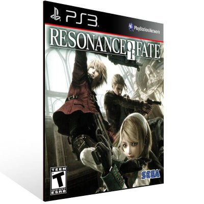Resonance Of Fate - Ps3 Psn Mídia Digital