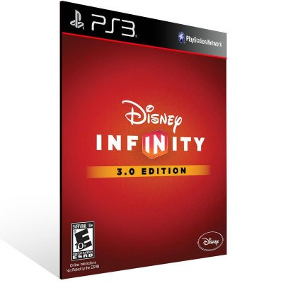 Disney Infinity 3.0 Edition - Ps3 Psn Mídia Digital