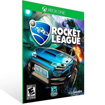 Rocket League - Xbox One Live Mídia Digital