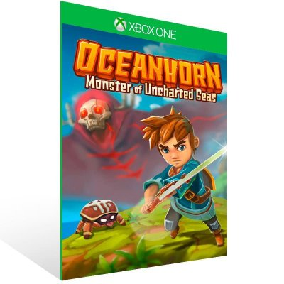 Oceanhorn Monster of Uncharted Seas - Xbox One Live Mídia Digital