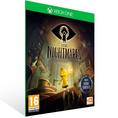 Little Nightmares - Xbox One Live Mídia Digital