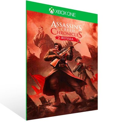 Assassins Creed Chronicles Russia - Xbox One Live Mídia Digital