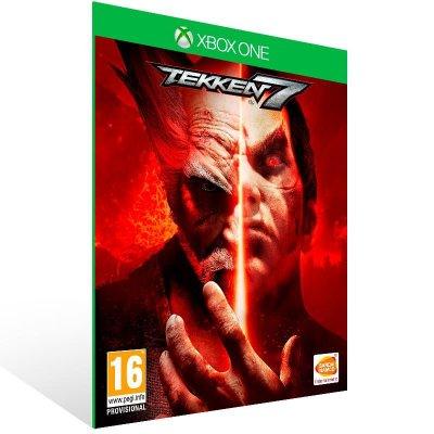 Tekken 7 - Xbox One Live Mídia Digital