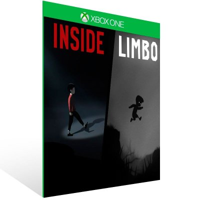 Inside Limbo Bundle - Xbox One Live Mídia Digital
