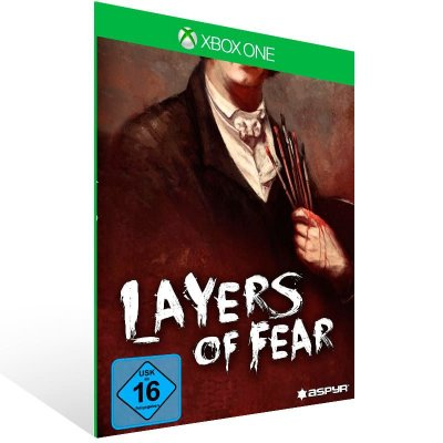 Layers of Fear - Xbox One Live Mídia Digital