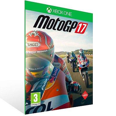Motogp 17 - Xbox One Live Mídia Digital