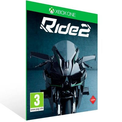 Ride 2 - Xbox One Live Mídia Digital