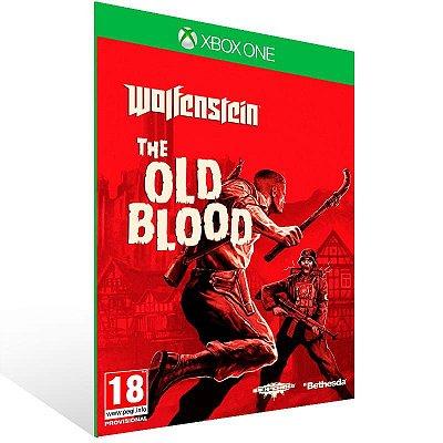 Wolfenstein The Old Blood - Xbox One Live Mídia Digital