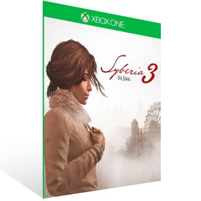 Syberia 3 - Xbox One Live Mídia Digital
