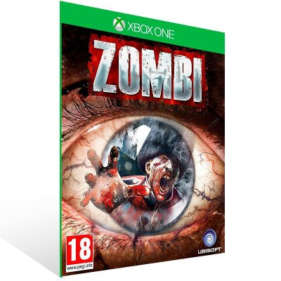 Zombi - Xbox One Live Mídia Digital