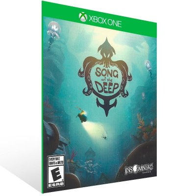 Song of the Deep - Xbox One Live Mídia Digital