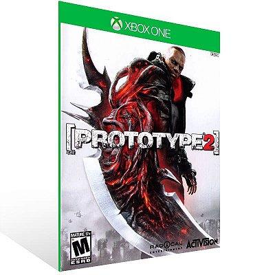 Prototype 2 - Xbox One Live Mídia Digital