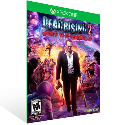 Dead Rising 2 Off The Record - Xbox One Live Mídia Digital