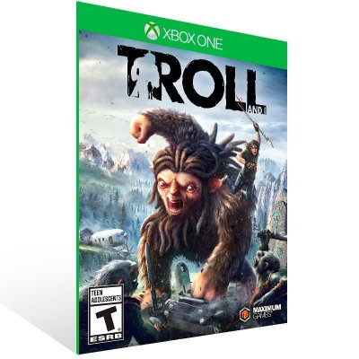 Troll I - Xbox One Live Mídia Digital