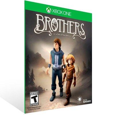 Brothers: A Tale of Two Sons - Xbox One Live Mídia Digital