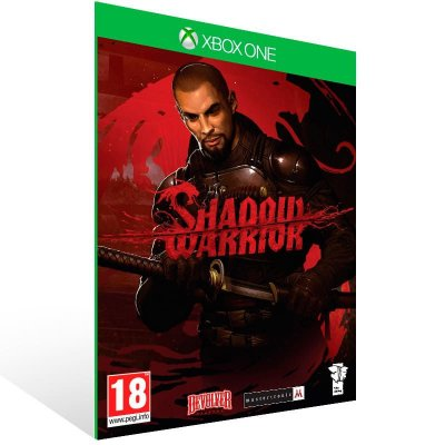 Shadow Warrior - Xbox One Live Mídia Digital