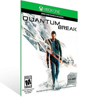Quantum Break - Xbox One Live Mídia Digital