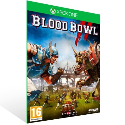 Blood Bowl 2 - Xbox One Live Mídia Digital