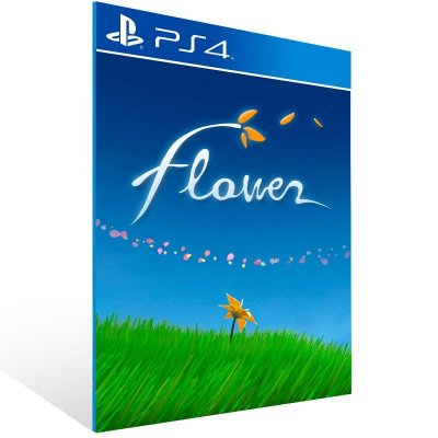 Flower - Ps4 Psn Mídia Digital