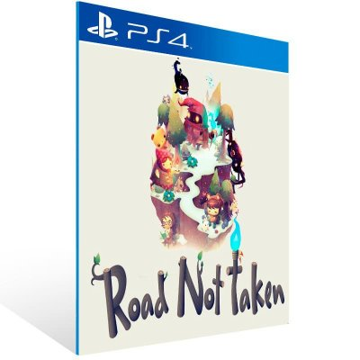 Road Not Taken - Ps4 Psn Mídia Digital