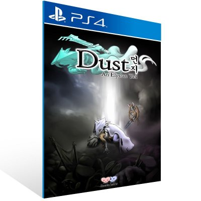 Dust An Elysian Tail - Ps4 Psn Mídia Digital