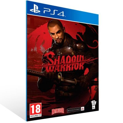 Shadow Warrior - Ps4 Psn Mídia Digital
