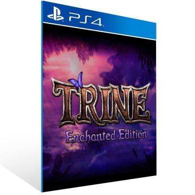 Trine Enchanted Edition - Ps4 Psn Mídia Digital