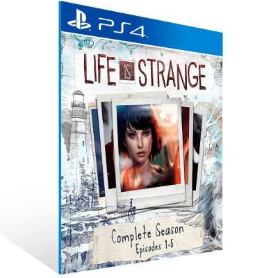 Life Is Strange Complete Season - Ps4 Psn Mídia Digital