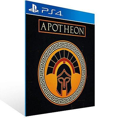 Apotheon - Ps4 Psn Mídia Digital