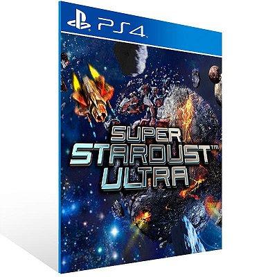Super Stardust Ultra - Ps4 Psn Mídia Digital