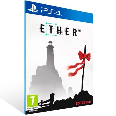 Ether One - Ps4 Psn Mídia Digital
