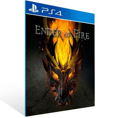 Ender Of Fire - Ps4 Psn Mídia Digital