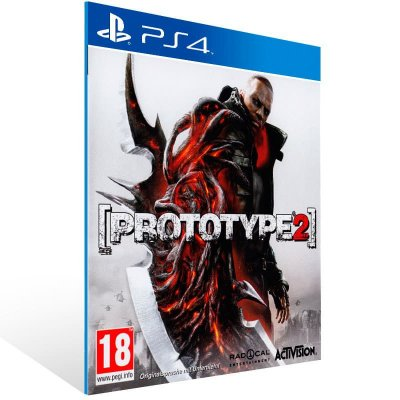 Prototype 2 - Ps4 Psn Mídia Digital