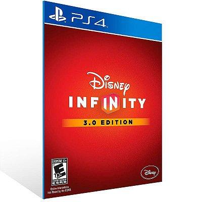Disney Infinity 3.0 Edition - Ps4 Psn Mídia Digital