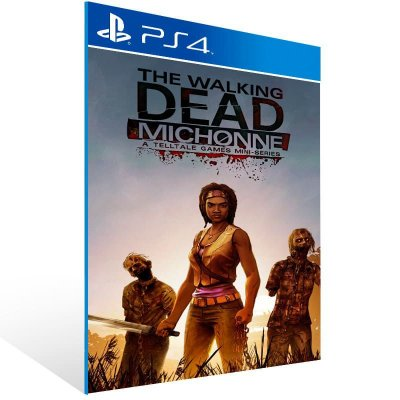 The Walking Dead Michonne A Telltale Miniseries - Ps4 Psn Mídia Digital