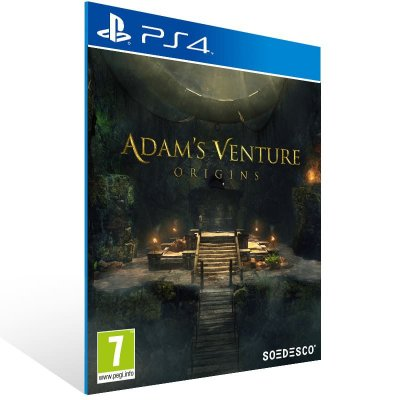 Adam's Venture Origins - Ps4 Psn Mídia Digital