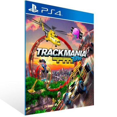 Trackmania Turbo - Ps4 Psn Mídia Digital
