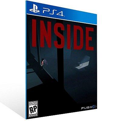 Inside - Ps4 Psn Mídia Digital